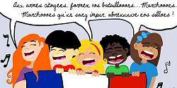 Logo Petits citoyens Pass Education