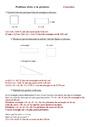 problème aire et périmètre cm2