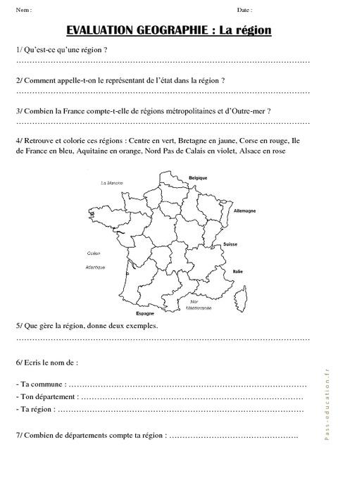 Carte Des Nouvelles R Ef Bf Bdgions Et Villes  Ef Bf Bd Imprimer