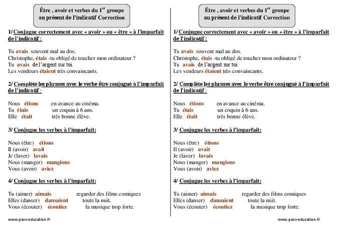 forms of essayer in french