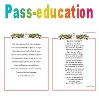 Poèmes De Noël Cycle 2 Cycle 3 Vie De La Classe Pass