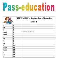 Calendrier Ps.Calendrier Affichages Pour La Classe Maternelle Ps