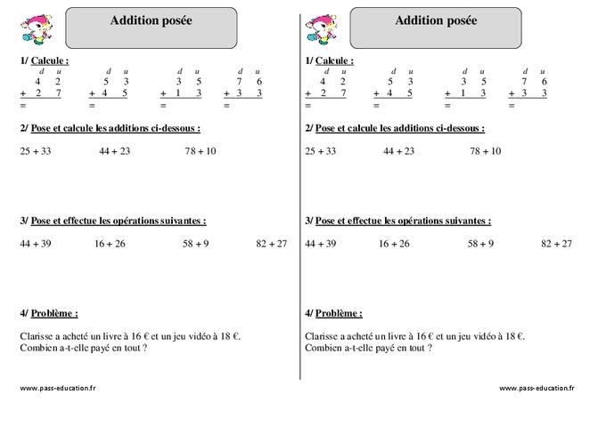 Soustraction - Nombres relatifs - 5ème - Exercices ...