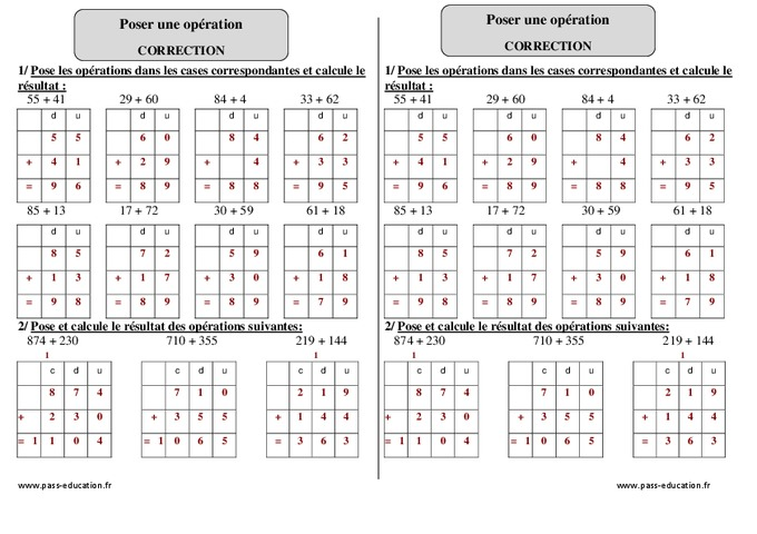 Pin table de multiplication ce2 on pinterest - Exercices tables d addition ce1 ...