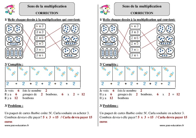Search results for la table de multiplication calendar for Apprendre multiplication ce1