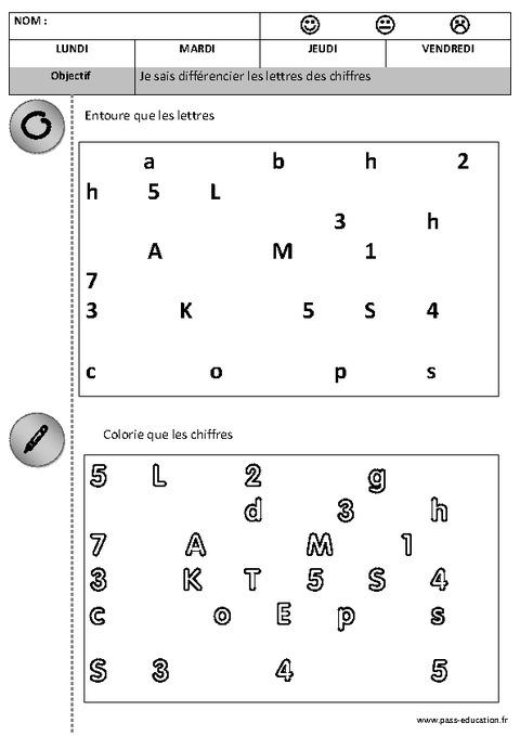 tracer worksheets