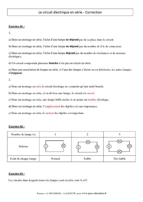 Exercices de physique 5eme electricite - Un editorial sur l energie electrique ...