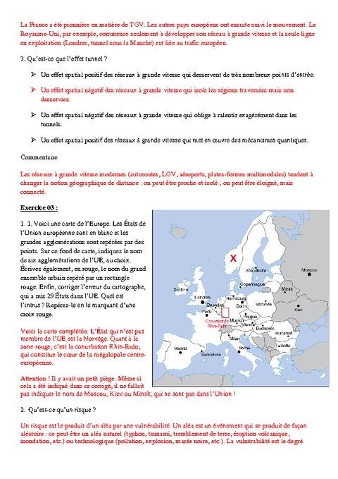 L'Union France  City new picture : La France intégrée dans l'union européenne – Exercices ...