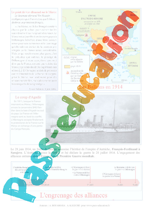 exercices histoire secondaire 4 pdf