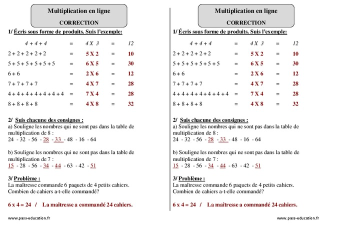 Search results for la table de multiplication de 15 calendar 2015 - Apprendre les tables de multiplication en ligne ...