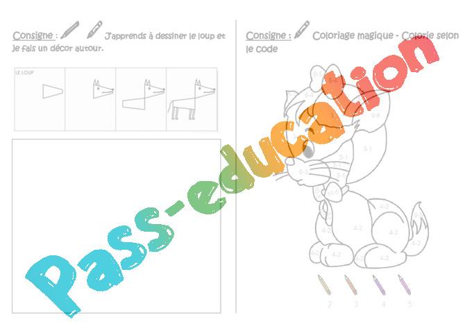 Autonomie Cp Fichier A Imprimer Pass Education
