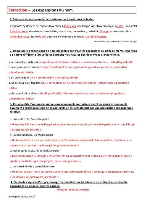 Description d'un homme sauvage Français 5ème 5ème Français
