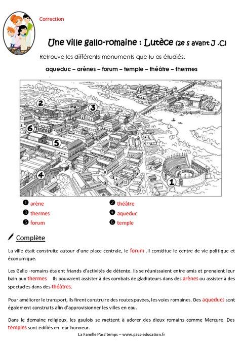 Rome Ville Gallo Romaine