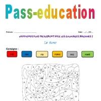 Futur Cm1 Coloriage Magique Pass Education