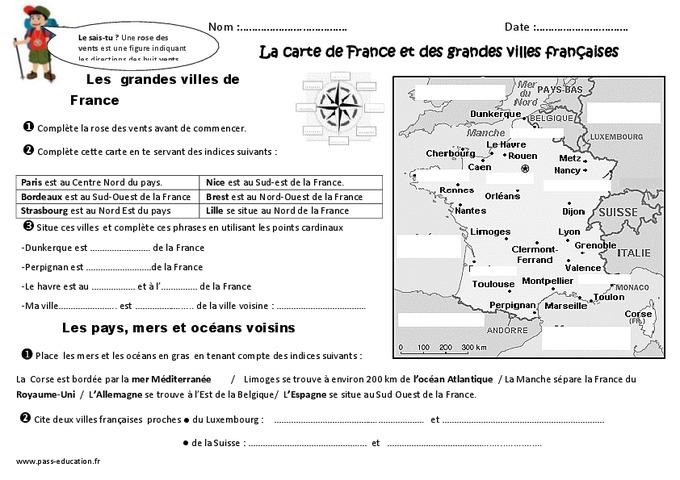 Le Plan Le Quatier La Ville Evaluation Ce