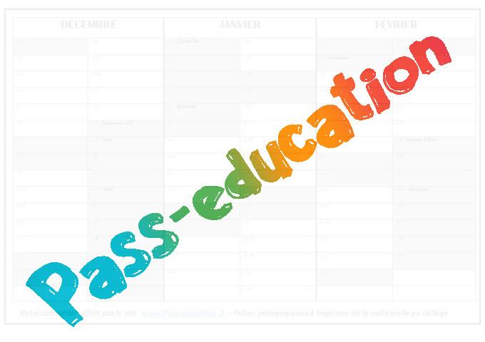 Calendrier Scolaire 2020trackidsp 006.Tout Pour La Rentree De L Enseignant 2019 2020 Ps Ms