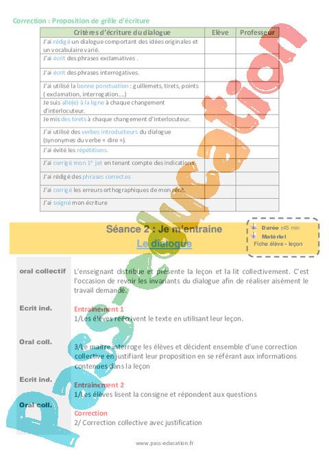 Vocabulaire En Dialogues Pdf
