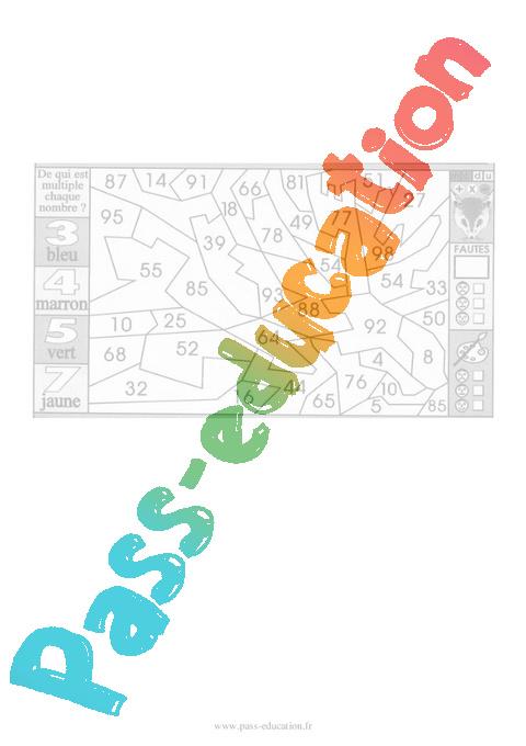 Coloriage Magique Cm2 Pdf.Carre Magique Cm1 Colorier Les Enfants Marnfozine Com