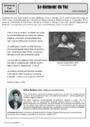 Leçon et exercice : 19eme siècle : CM1