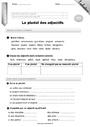 Leçon et exercice : Accord de l'adjectif qualificatif : CE2
