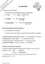 Leçon et exercice : Adverbes : CE2