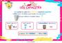 Affichage pour la classe Contenance, capacité litre : CM1