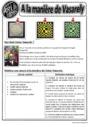 Leçon et exercice : Art moderne : CM2