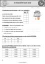 Leçon et exercice : Autonomie / Répartition : CP