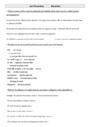 Leçon et exercice : Autres fiches - Conjugaison : CM1
