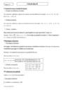 Cours et exercice : Calcul dans R : Seconde - 2nde