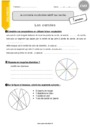 Leçon et exercice : Cercle et disque : CM2