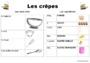 Leçon et exercice : Chandeleur - carnaval : MS - Moyenne Section
