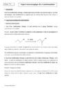 Cours Aspect macroscopique des transformations : Terminale S – TS