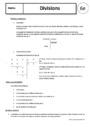 Cours Calculs : 6ème