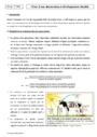 Cours Choix d'une alimentation et développement durable : Première ES L - 1ère ES L