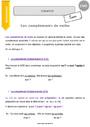 Leçon Complément d'objet COI, COD, COS : CM2