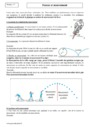 Cours Forces et modification du mouvement : Seconde - 2nde