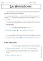Cours Grammaire - Anglais : 3ème