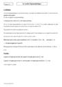Cours Le cercle trigonométrique : Seconde - 2nde
