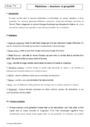 Cours Matériaux: structure et propriété : Terminale