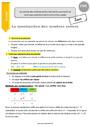 Leçon Soustraction : CM1