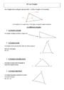 Leçon Triangles : CM1