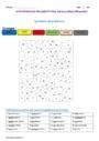 Coloriage magique - Article et déterminant : CM1