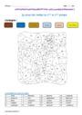 Coloriage magique - CE2