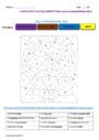 Coloriage magique - Groupe nominal : CM1