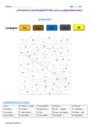 Coloriage magique - Imparfait de l'indicatif : CM2