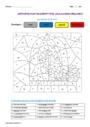 Coloriage magique - Nature et fonction : CM1
