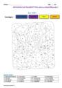 Coloriage magique - Passé, présent, futur : CE2