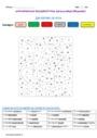 Coloriage magique - Vocabulaire : CM2