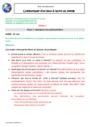 Leçon et exercice : Communiquer par internet : CM2
